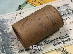 $20 Silver Dollar Roll 20 Mixed Morgan & Peace Dollars 1925 & D-mint Ends