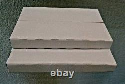 2 UNOPENED CC GSA Uncirculated Morgan Silver Dollars Carson City Mint Sealed