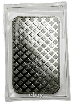 Lot of 10 Morgan Dollar Design 1 oz. 999 Fine Silver Bars SKU29388