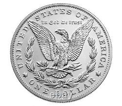 Morgan 2021 Silver Dollar with (D) Mint Mark CONFIRMED PRE-ORDER Ship In October