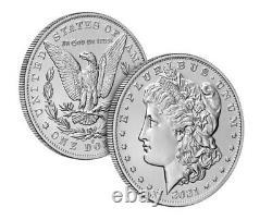 Morgan 2021 Silver Dollar with O Privy Mark PRE-SALE CONFIRMED ORDER