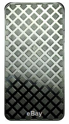 Morgan Dollar Design 10 oz. 999 Fine Silver Bar MADE IN USA DELAY SKU27207