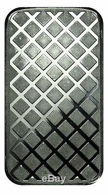 Morgan Dollar Design 5 oz. 999 Fine Silver Bar Made in USA SKU27205