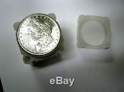 Original (20) Roll 1881-s Blast White Unc Morgan Silver Dollars Will Grade Out