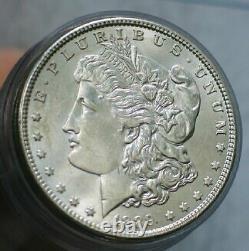Original Roll 1889-p Morgan Silver Dollars. Ch/gem Bu