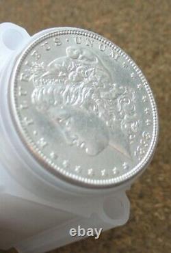 Original Roll 1898-p Morgan Silver Dollars. Ch/gem Bu