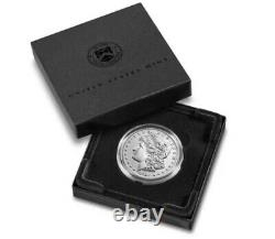 Pre-Sale 2021 Morgan Silver Dollar with O Privy Mark 100 Anniversary