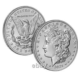 Pre-sale 2021 Morgan Silver Dollar P Mark 100th Anniversary SOLD OUT