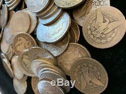 Roll (20 Coins) $1 Cull 1878-1904 Morgan US Silver Dollars Eagle 90% Bulk Lot