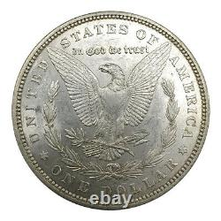 Roll Of 20 Random Year 1878-1904 $1 Morgan Silver Dollars About Uncirculated