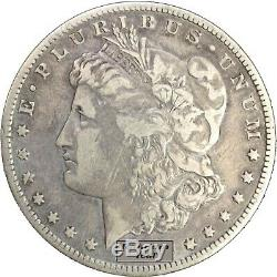 Roll of 20 Random Year 1878-1904 $1 Morgan Silver Dollars VG to F