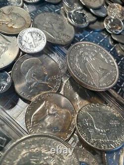 Silver Dollar Morgan Us Mint Bullion Old Coins Dimes Estate Sale Investment Rare