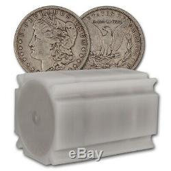 US Morgan Silver Dollar Roll of 20 coins F/VF Pre 1921 Random Date